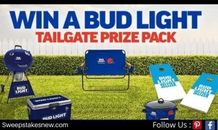 Bud Light Ultimate Touchdown Sweepstakes