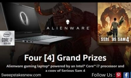 Intel Serious Sam Sweepstakes