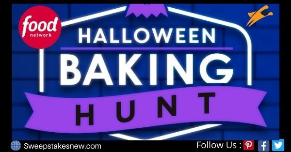 Foodnetwork.com Halloween Hunt Sweepstakes