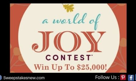 World Market World of Joy Contest