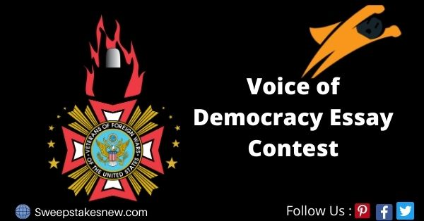 Voice of Democracy Essay Contest