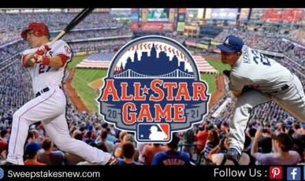T-Mobile MLB All Star Game Sweepstakes
