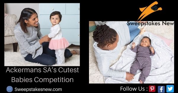 Ackermans SA's Cutest Babies Competition