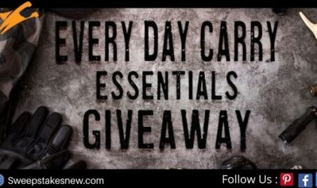 3V Gear Every Day Carry Essentials Giveaway