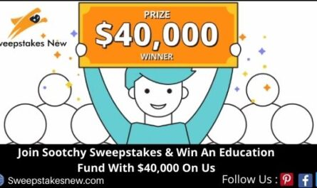 Sootchy College Savings And Student Debt Repayment Sweepstakes