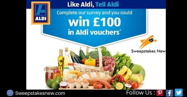 Tell ALDI Satisfaction Survey