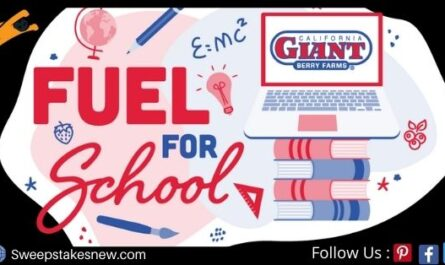 California Giant Fuel for School Sweepstakes
