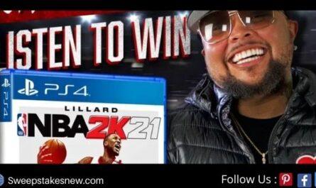 WHTA-FM NBA 2K21 With J Nicks Giveaway