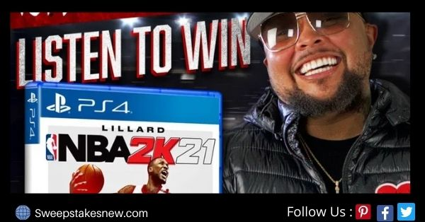 WHTA-FM NBA 2K21 With J Nicks Giveaway