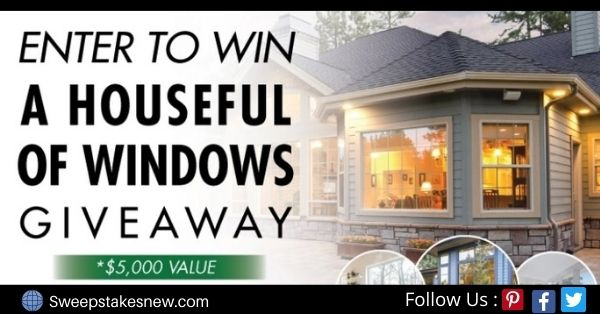 Window Source Of Central Iowa Houseful Of Windows Sweepstakes
