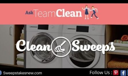 Persil Ask Team Clean Sweepstakes