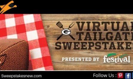 Virtual Tailgate Sweepstakes