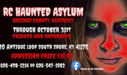 103.3 TCR Country RC Haunted Asylum Sweepstakes