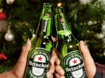 Heineken Holiday Sweepstakes