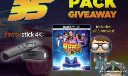 AlertBot Back To The Future 35 Giveaway