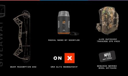 Bear Archery Fall 2020 Outdoor Brands Giveaway