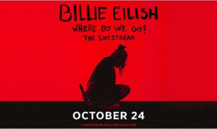 Billie Eilish Where Do We Go Livestream Sweepstakes