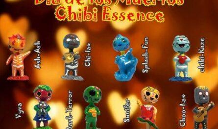 Chibi Essence Giveaway