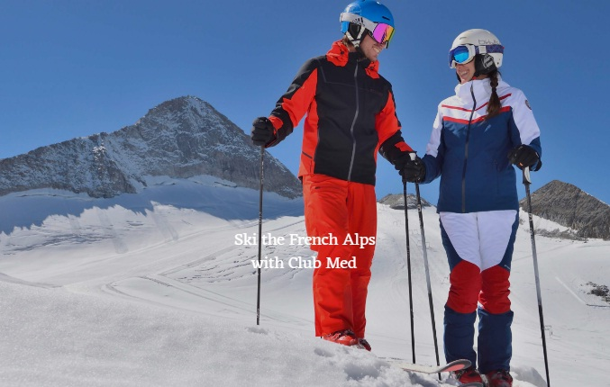 Club Med Ski The French Alps Sweepstakes