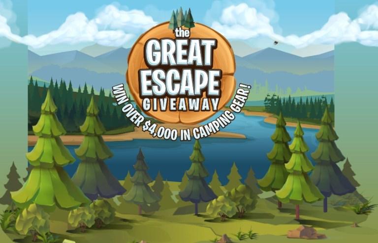 Doumak Campfire 2020 Great Escape Giveaway
