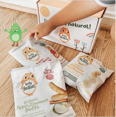 Little Bellies USA Giveaway