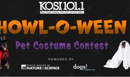 KOSI 101.1 Howl-O-Ween Pet Costume Giveaway