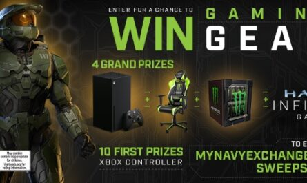 Monster Energy Chance To Win The Ultimate Gaming Package Sweepstakes