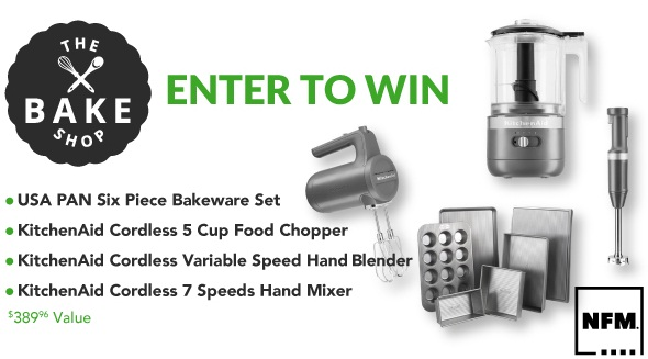 Nebraska Furniture Mart Bake Shop Giveaway