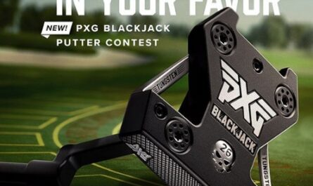 PXG BlackJack Putter Contest