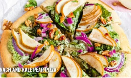 Pear Pizza Promotion Offers Contest