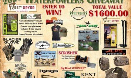 Peets Waterfowlers Giveaway