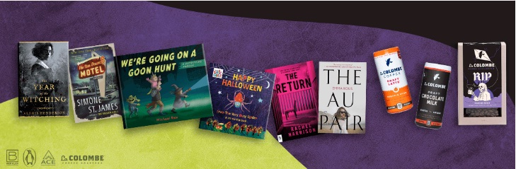 Penguin Random House Read, Drink, And Be Scary Sweepstakes