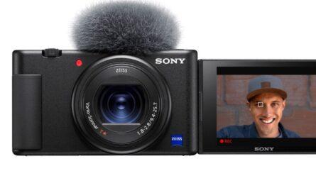 PitchGround Sony ZV-1 Giveaway