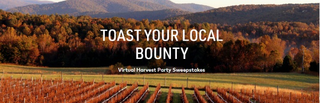 Virtual Harvest Party Sweepstakes