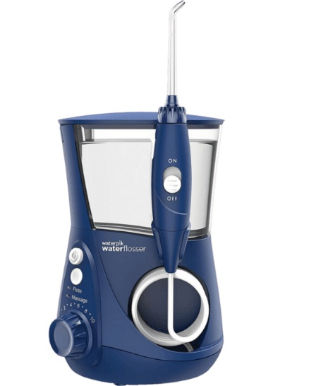 Steamy Kitchen WaterPik Electric Dental Flosser Giveaway