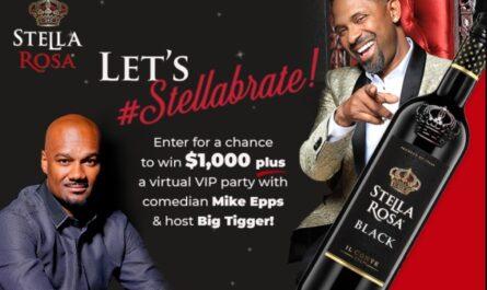 Stella Rosa Girlfriends Pop-Up Stellabration Contest