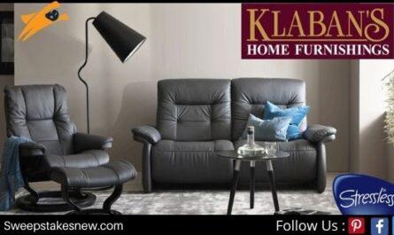 ABC23 Klaban's Home Furnishings $3,000 Stressless Contest