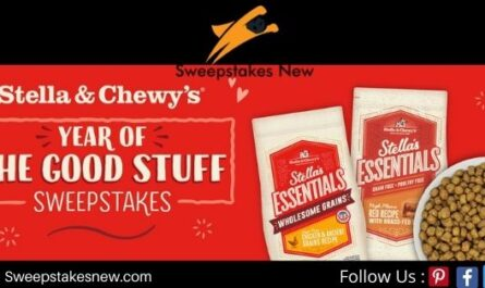 Stella & Chewys Year of Good Stuff Sweepstakes