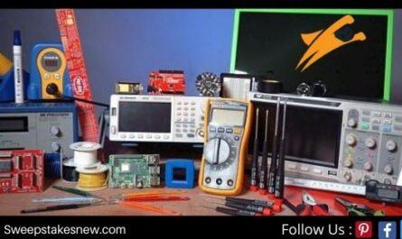 Digi-Key Electronics Back 2 School Contest