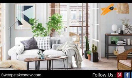 Bob Vila $2,000 Love Your Living Room Giveaway