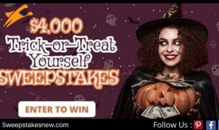 Frankly Media Halloween Sweepstakes