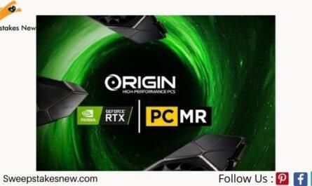 Origin PC GeForce RTX 3080 Giveaway