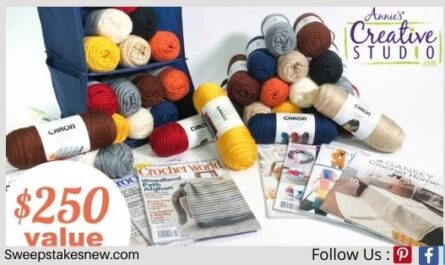 Simply Sensational Crochet Giveaway