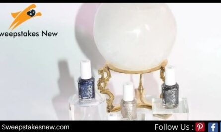 Essie Sunday Forever Blue Moon Giveaway