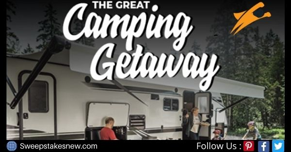The Great Camping Getaway Giveaway