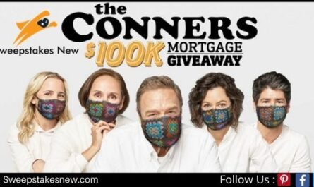 The Conners Mortgage Giveaway Contest