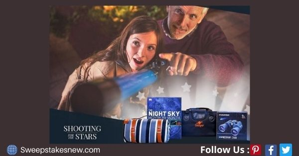 System Pavers, Shooting For The Stars Giveaway