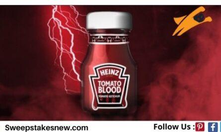 Heinz Halloween Sweepstakes