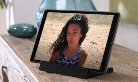 Lenovo Smart Tab M8 Tablet Giveaway