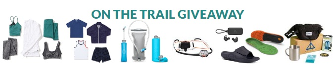 The Nomadic On The Trail Giveaway